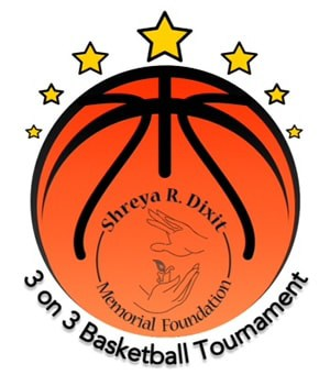 Shreya R. Dixit 3 on 3 basketball tournament