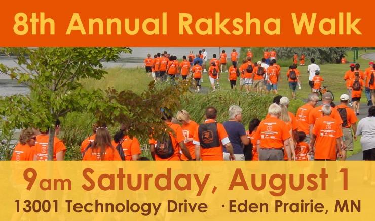 Raksha Walk 2015