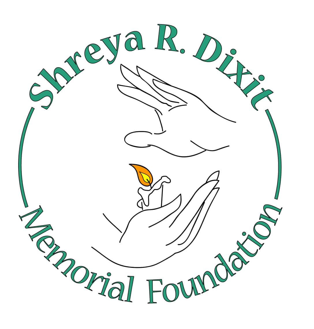 Shreya R. Dixit Memorial Foundation Logo