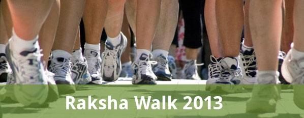 Raksha Walk 2013